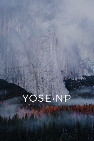 YOSE•NP