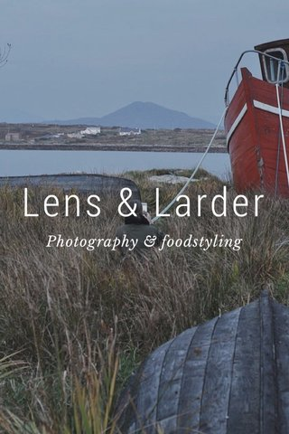 Lens & Larder Photography & foodstyling