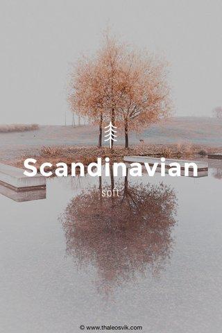 Scandinavian soft