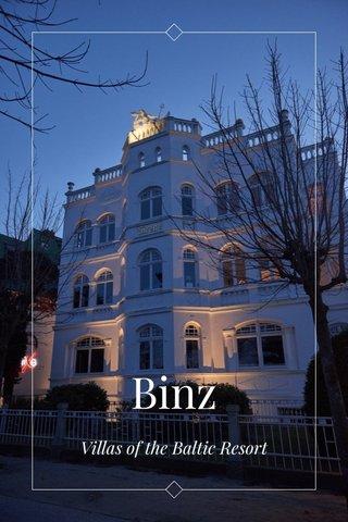 Binz Villas of the Baltic Resort