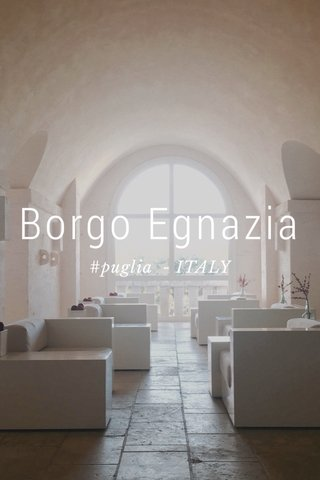 Borgo Egnazia #puglia - ITALY