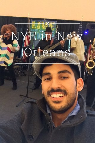 NYE in New Orleans