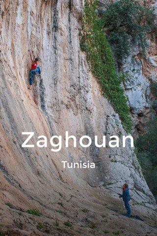 Zaghouan Tunisia