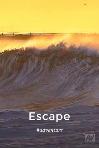 Escape #adventure