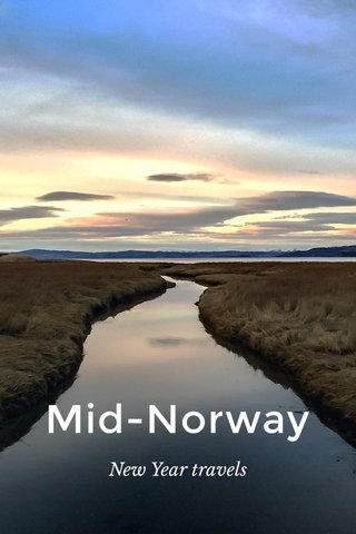 Mid-Norway New Year travels