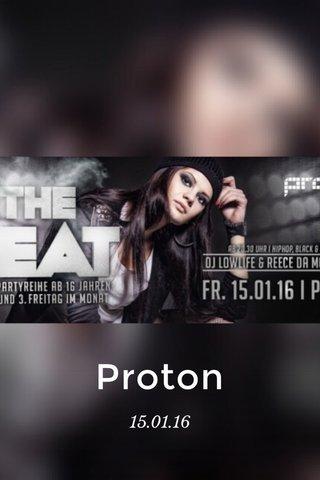 Proton 15.01.16