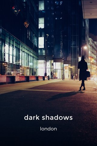 dark shadows london