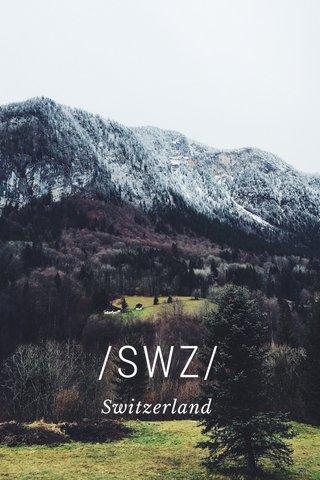 /SWZ/ Switzerland