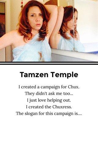 Tamzen Temple