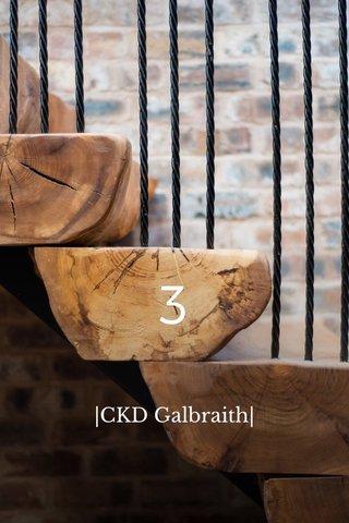3 |CKD Galbraith|