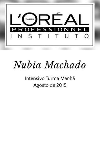 Nubia Machado