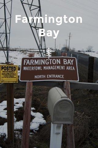 Farmington Bay