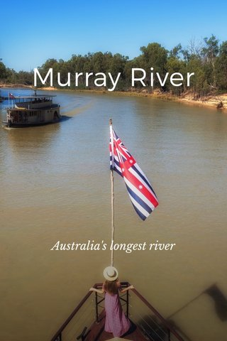 Murray River Australia's longest river