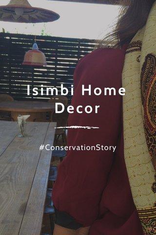 Isimbi Home Decor