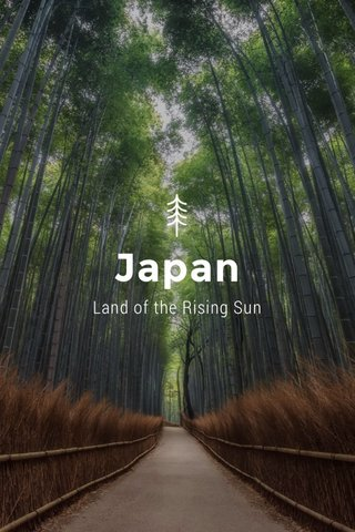 Japan Land of the Rising Sun