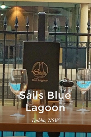 Sails Blue Lagoon Dubbo, NSW