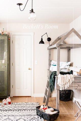 Beckett's Room