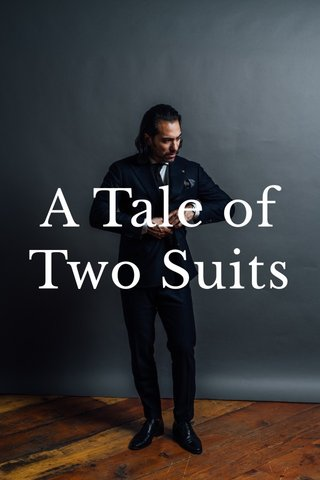 A Tale of Two Suits