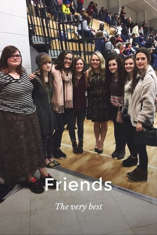Friends The very best