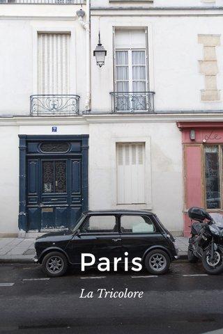 Paris La Tricolore