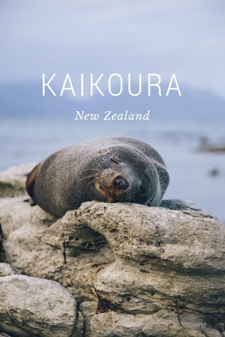 KAIKOURA New Zealand