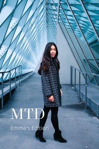 MTD Emma's Edition