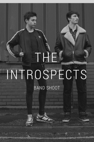 THE INTROSPECTS BAND SHOOT