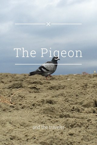 The Pigeon and the traveler