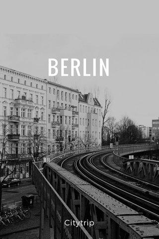 BERLIN Citytrip