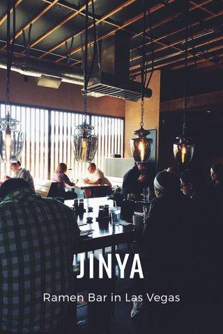 JINYA Ramen Bar in Las Vegas