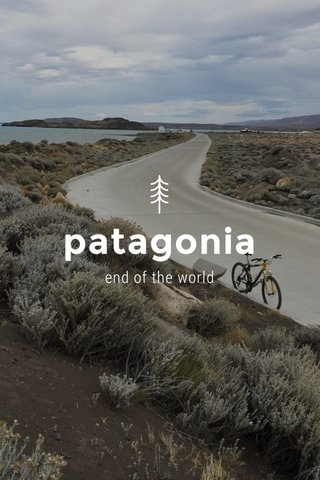 patagonia end of the world