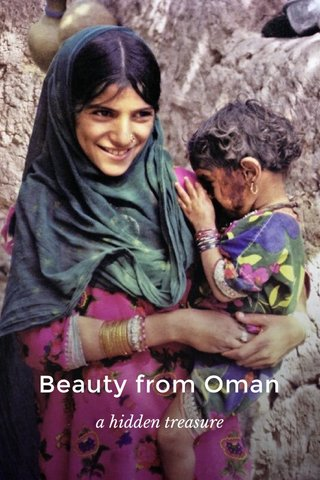 Beauty from Oman a hidden treasure