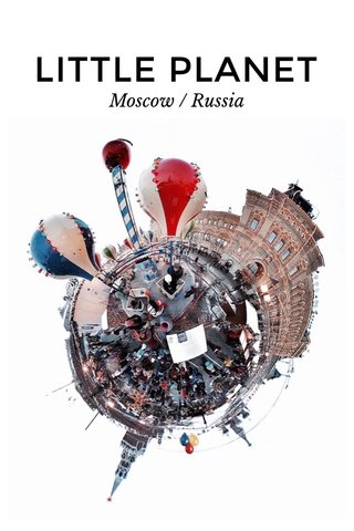 LITTLE PLANET Moscow / Russia