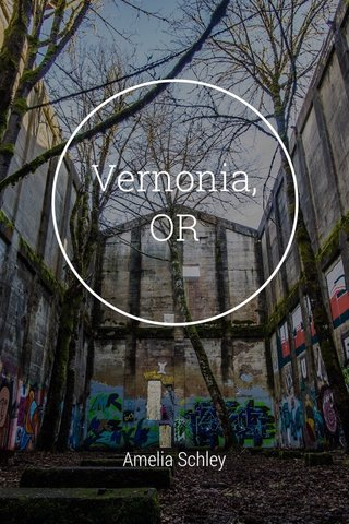 Vernonia, OR Amelia Schley