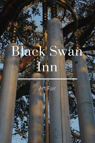 Black Swan Inn Art Fair