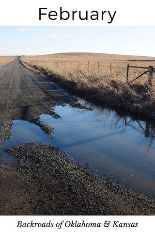 February Backroads of Oklahoma & Kansas