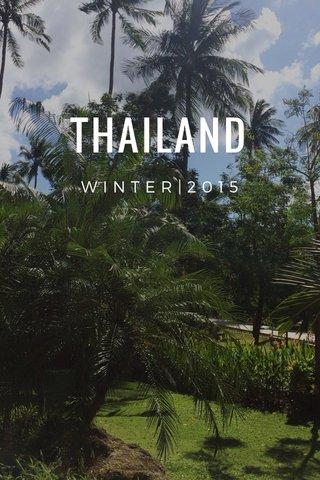 THAILAND WINTER|2015