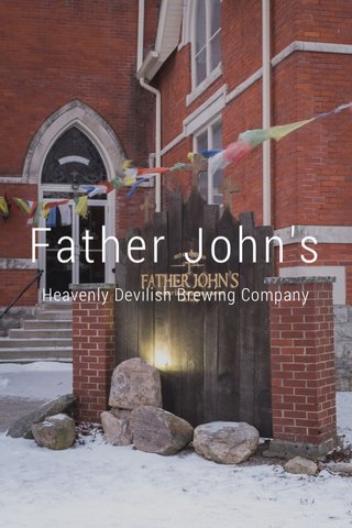 Father John's Heavenly Devilish Brewing Company