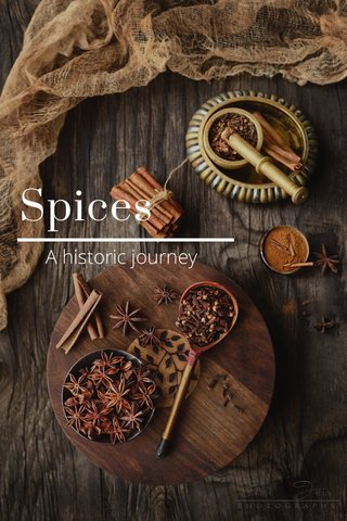 Spices A historic journey