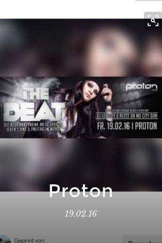 Proton 19.02.16