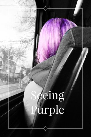 Seeing Purple