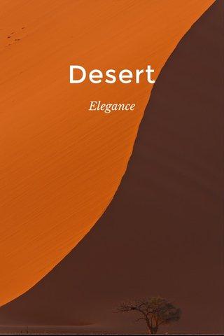 Desert Elegance