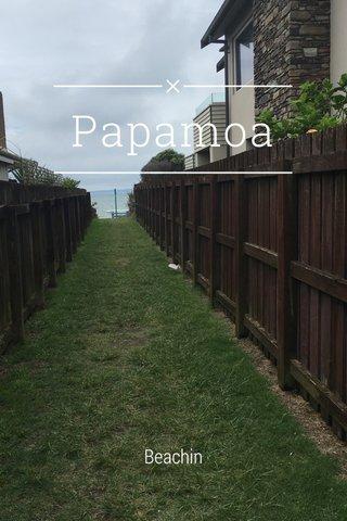 Papamoa Beachin