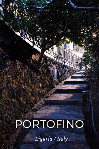 PORTOFINO Liguria / Italy