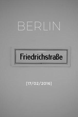 BERLIN [17/02/2016]