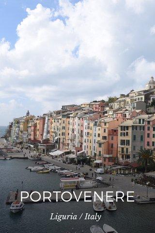 PORTOVENERE Liguria / Italy