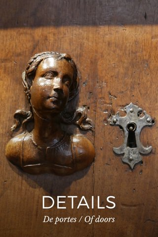DETAILS De portes / Of doors