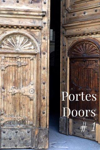 Portes Doors #1
