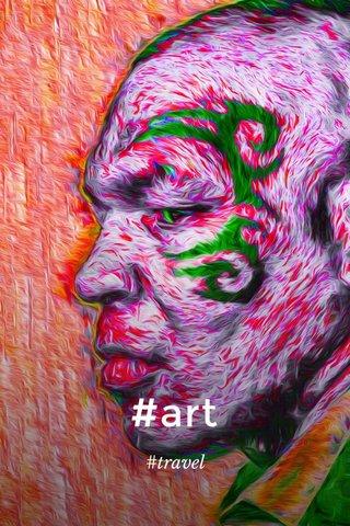 #art #travel