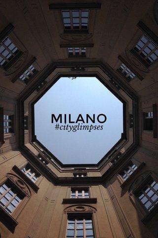 MILANO #cityglimpses
